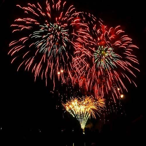 Fireworks Displays & Bonfire Night Events 2021