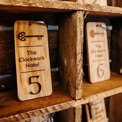 The Clockwork Hotel