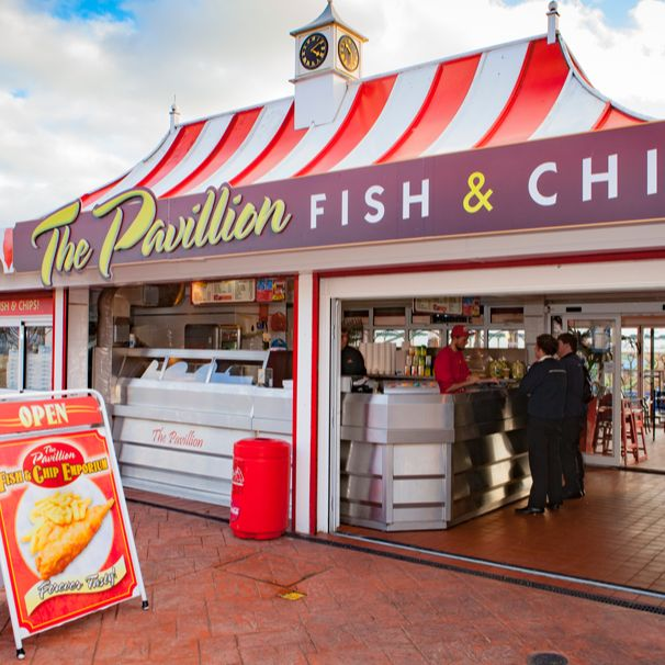 Pavillion Fish and Chips