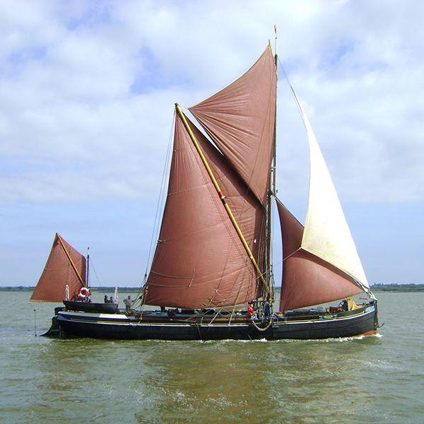 Thames Sailing Barge Trust