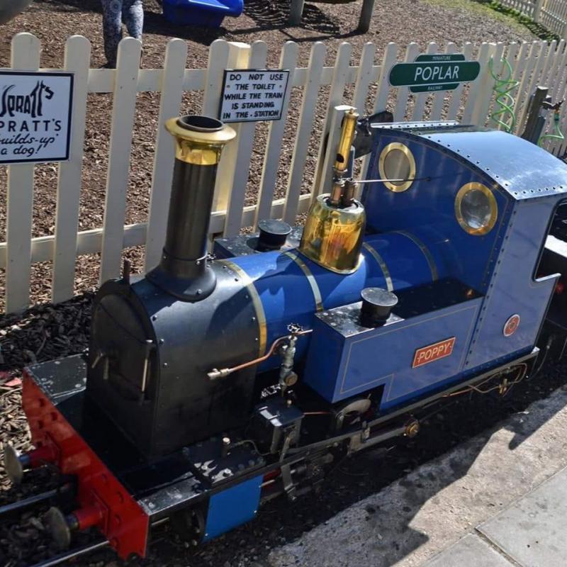 Poplar Miniature Railway