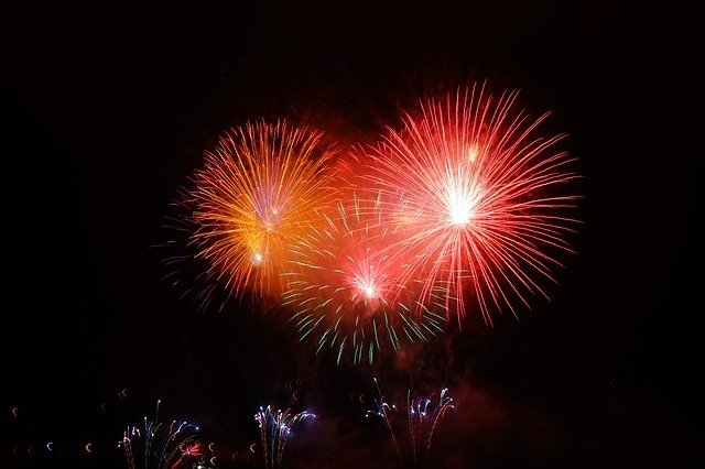 Harlow Bonfire and Fireworks Night 2021