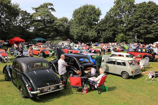 Classic & Vintage Car Show 2020