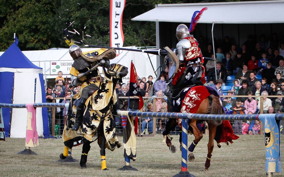 Easter Joust! Knights of Middle England