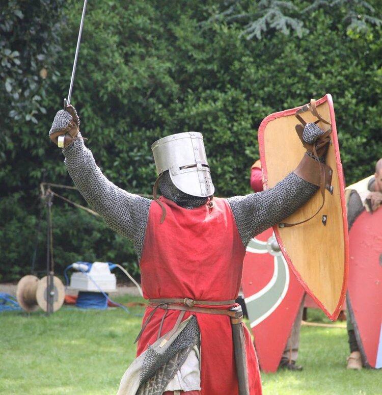 Knights of Hedingham!