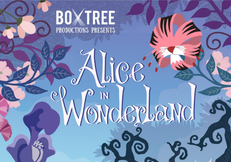 Boxtree Productions presents Alice in Wonderland