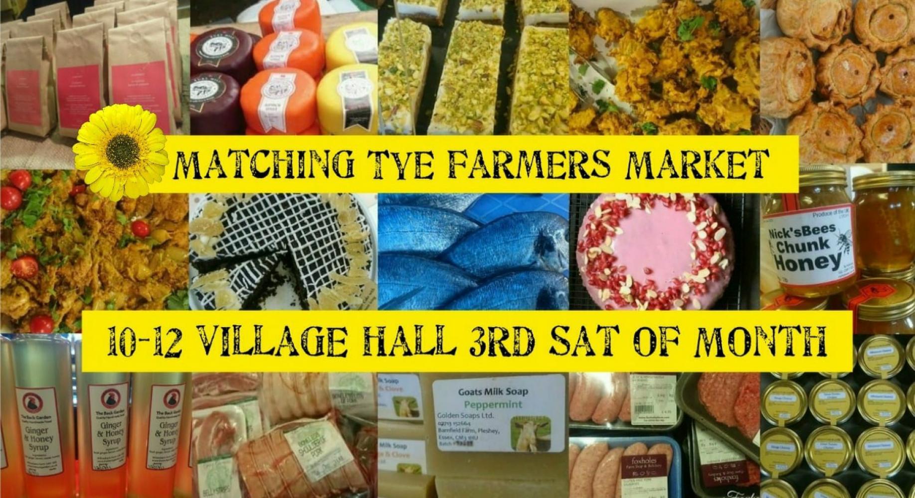 Matching Charity Farmer's Market