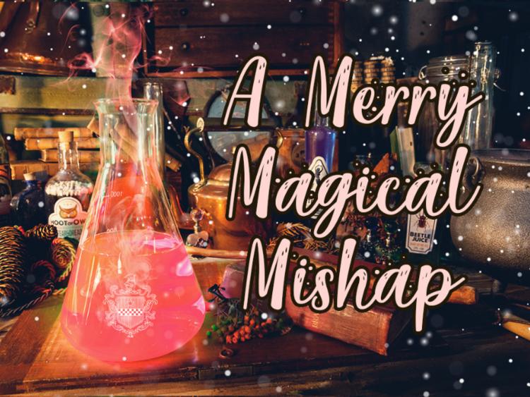 Escape Room - A Merry Magical Mishap
