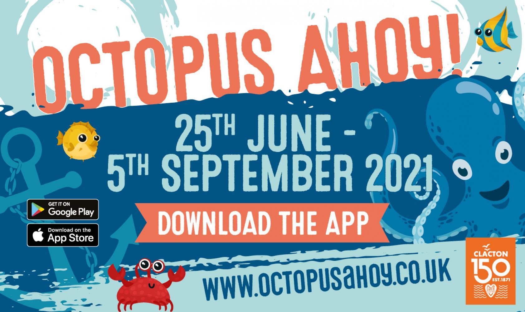 Octopus Ahoy!