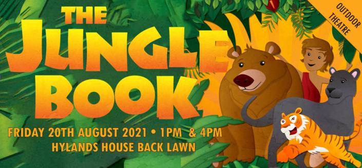 Outdoor Theatre: The Jungle Book