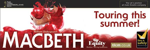 Outdoor Theatre: Macbeth