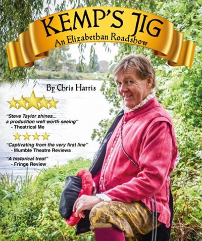 Kemp's Jig by Chris Harris