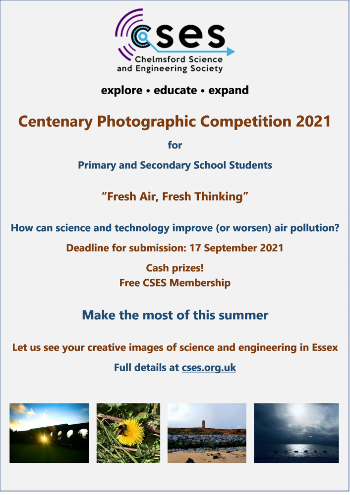 CSES Centenary Photographic Competition 2021