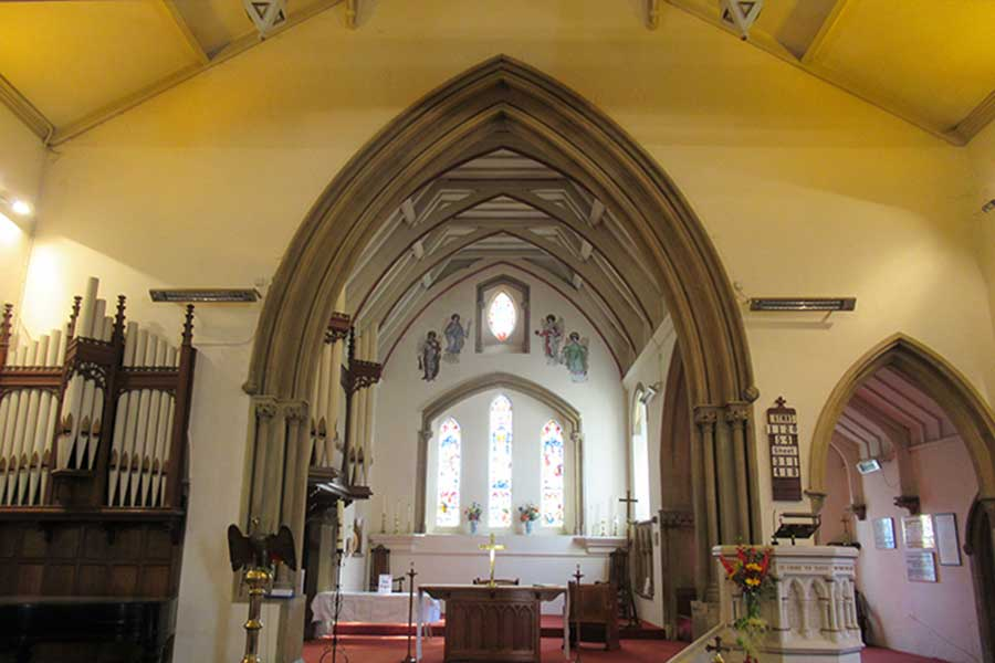 St John's Church Moulsham Street