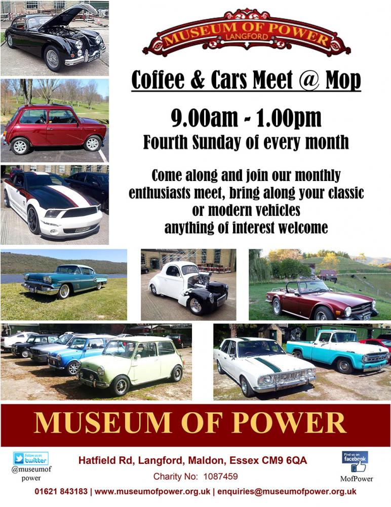 Coffee & Cars @MOP