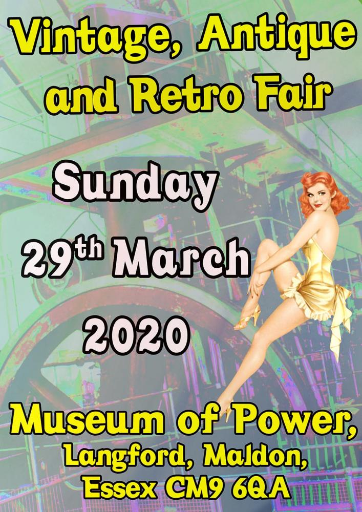 Vintage, Antique & Retro Fair