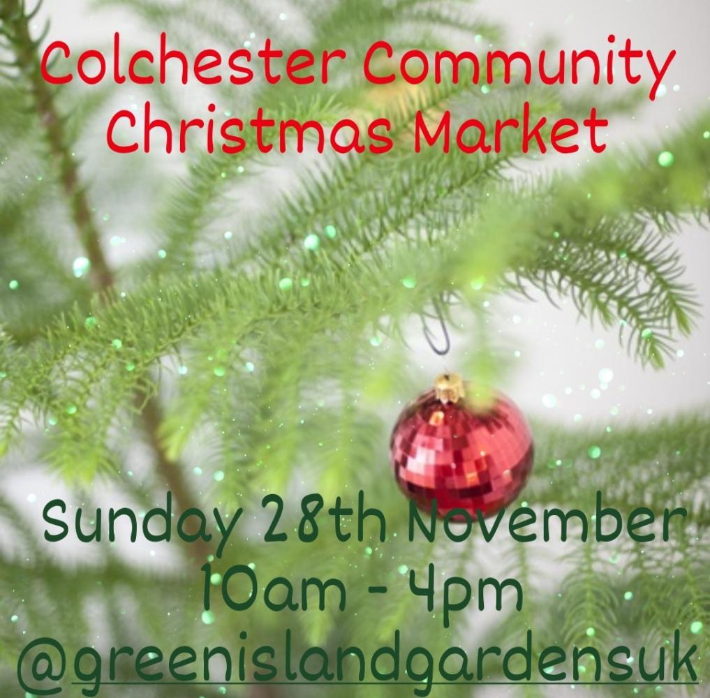 Colchester Community Christmas Market