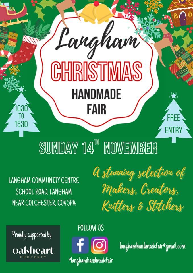 Langham Christmas Handmade Fair