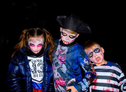 Spooky Nights at Barleylands