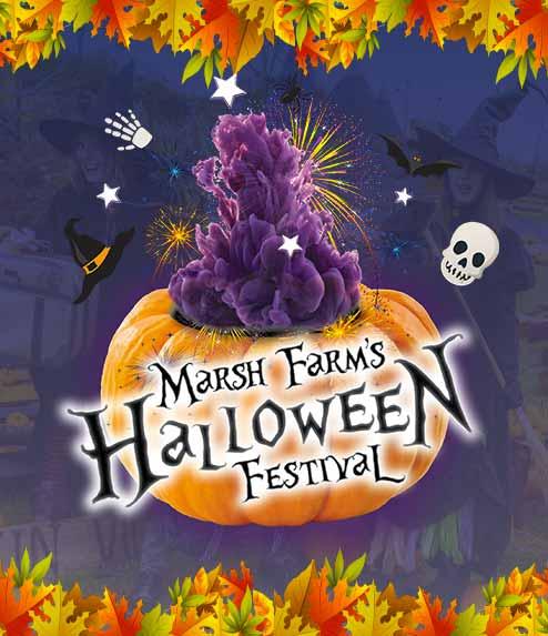 Marsh Farm's Halloween Festival